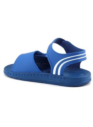 Vicco Vicco 332.Z.729 Dory Saks Kız Erkek Çocuk Günlük Sandalet Terlik Saks